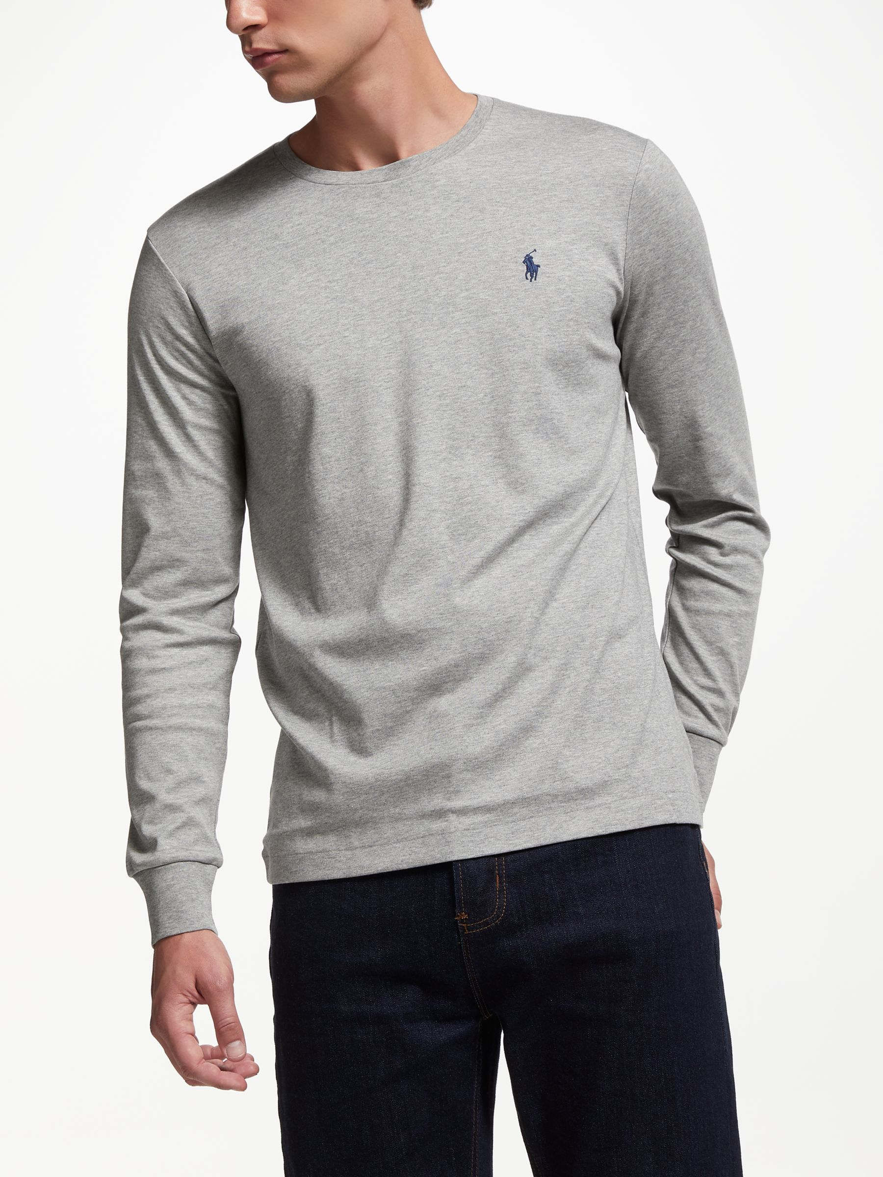 ralph lauren polo long sleeve t shirt