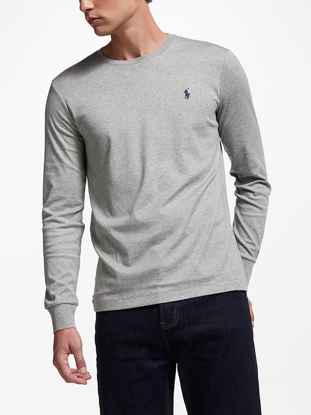 Polo Ralph Lauren Long Sleeve T-Shirt at John Lewis & Partners