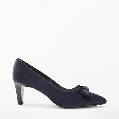 Peter Kaiser Maika Block Heel Court Shoes