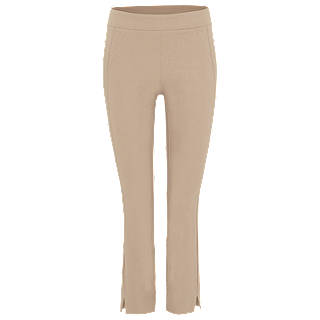 Phase Eight Louise Cropped Trousers, Stone