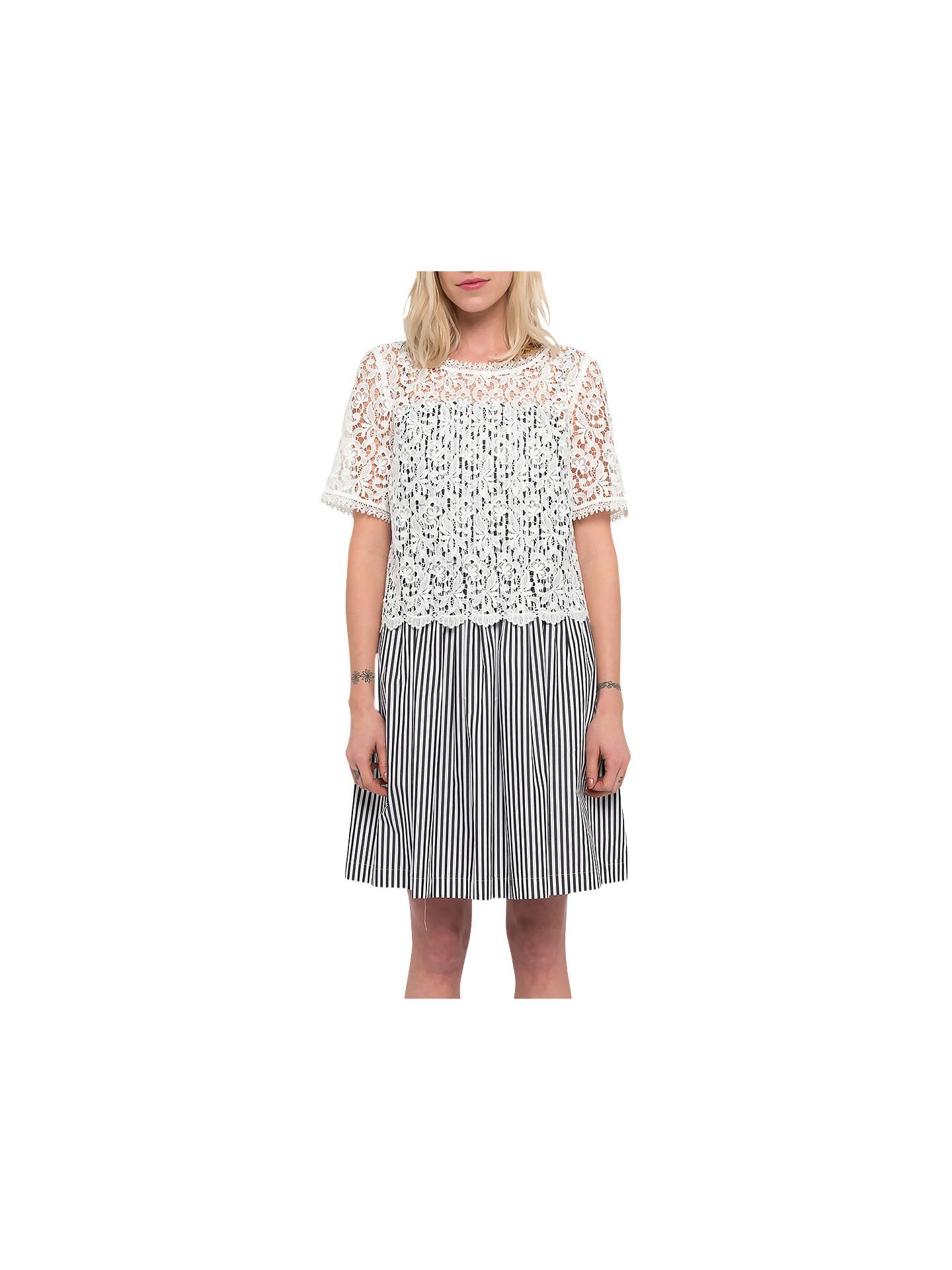 f7a72ec16dbd Buy French Connection Sardinia Stripe Flared Dress