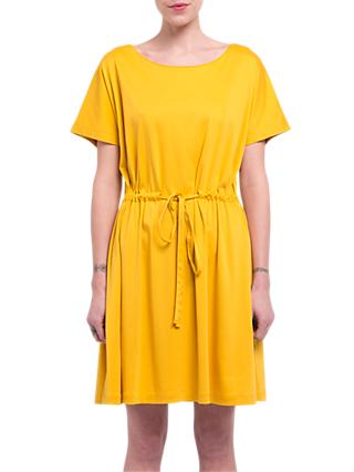 French Connection Ravenna Jersey Drawstring Dress