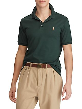 Polo Ralph Lauren Slim Fit  Polo Shirt, College Green