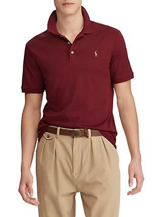 5228e34e343b Polo Ralph Lauren Slim Fit Polo Top