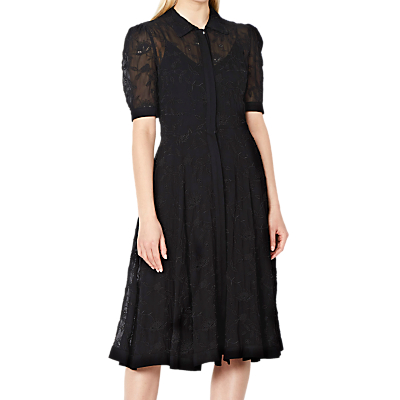 Ghost Giselle Dress, Black