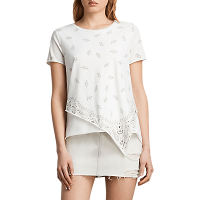 AllSaints Bandana Daisy T-Shirt