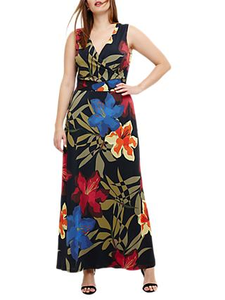 Studio 8 Bee Floral Print Maxi Dress, Multi