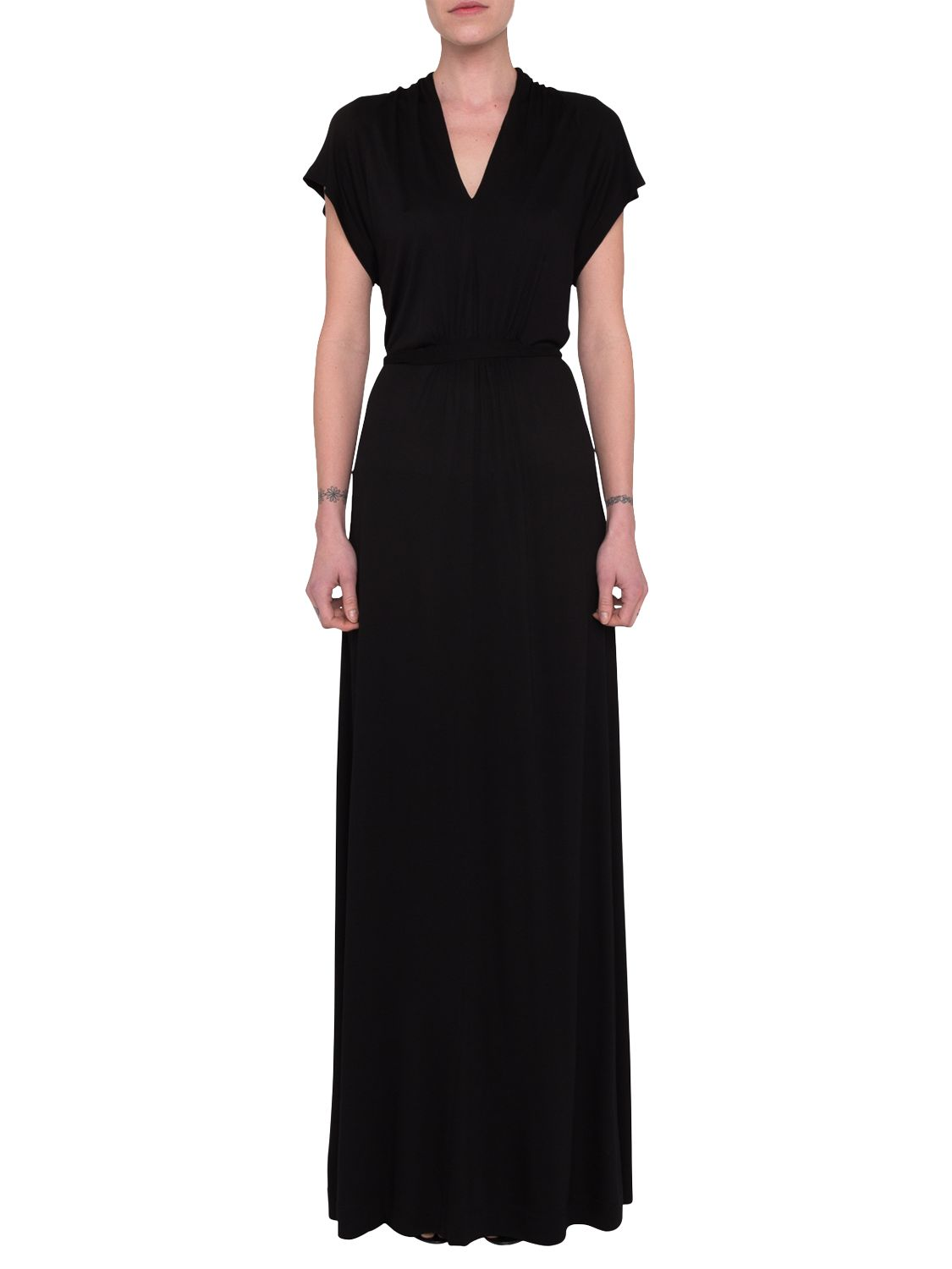 2a6477c4118 French Connection Meadow Jersey V-Neck Maxi Dress