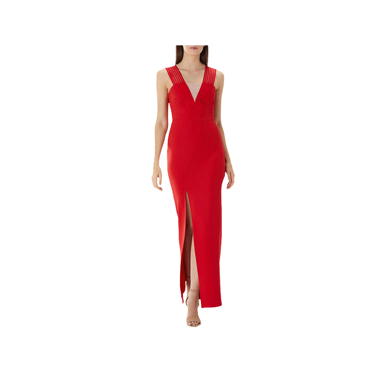 5673b72a Mesh Maxi Dress Red Scarlett Coast 5FnqxEBq-rotate.cummingsleeds.com