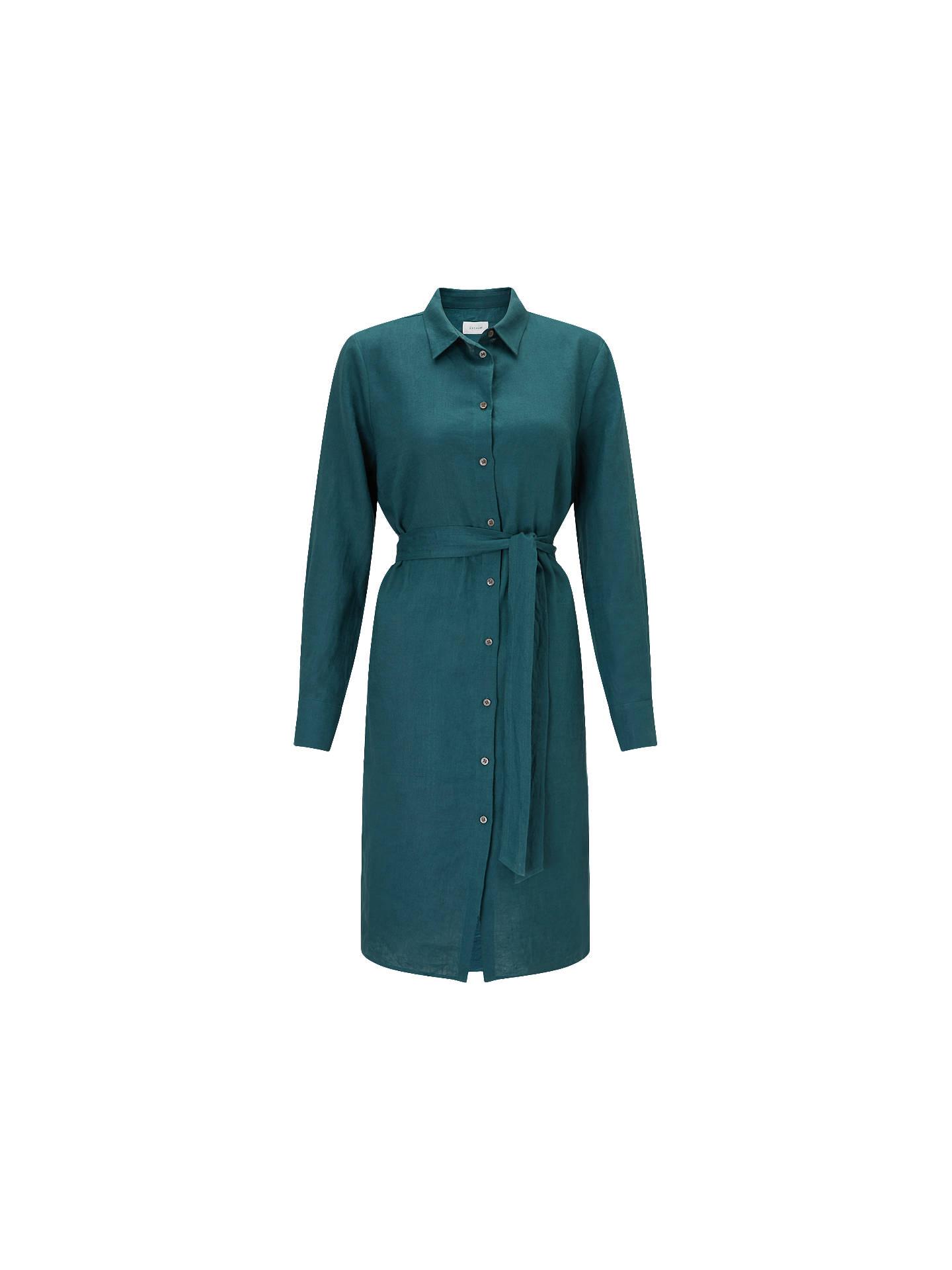 2720bf7b82 ... Buy Jigsaw Linen Shirt Dress