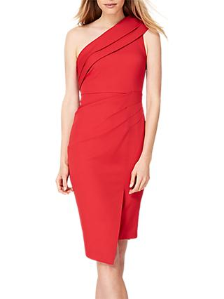 Damsel in a Dress Samira Asymmetric Dress, Red