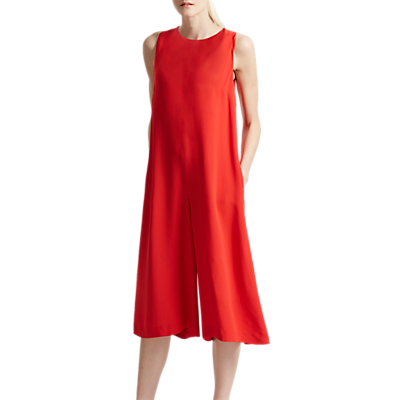 French Connection Manhatten Solid Jumpsuit