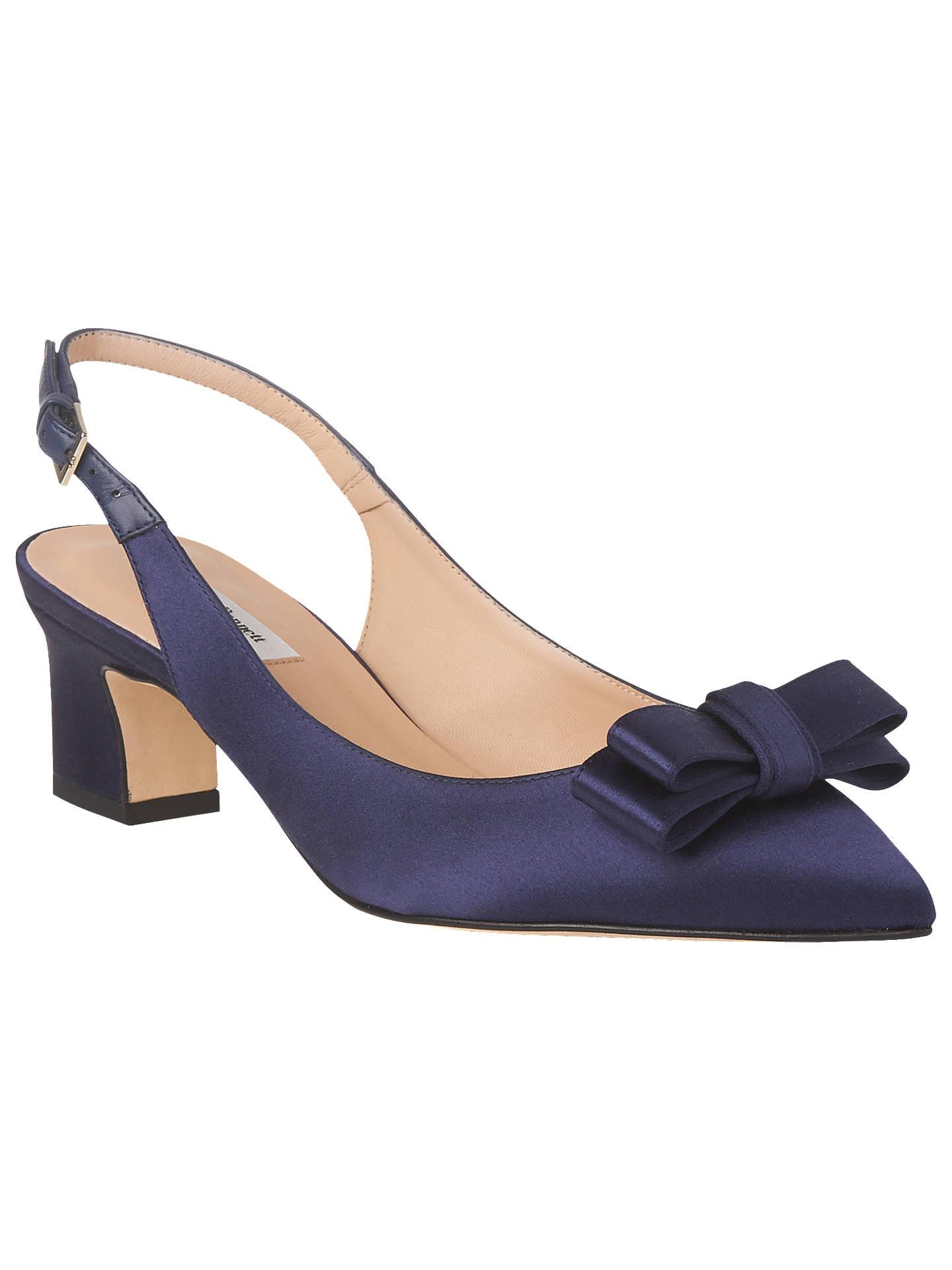 e743b4d14308 Buy L.K.Bennett Pippa Bow Slingback Court Shoes