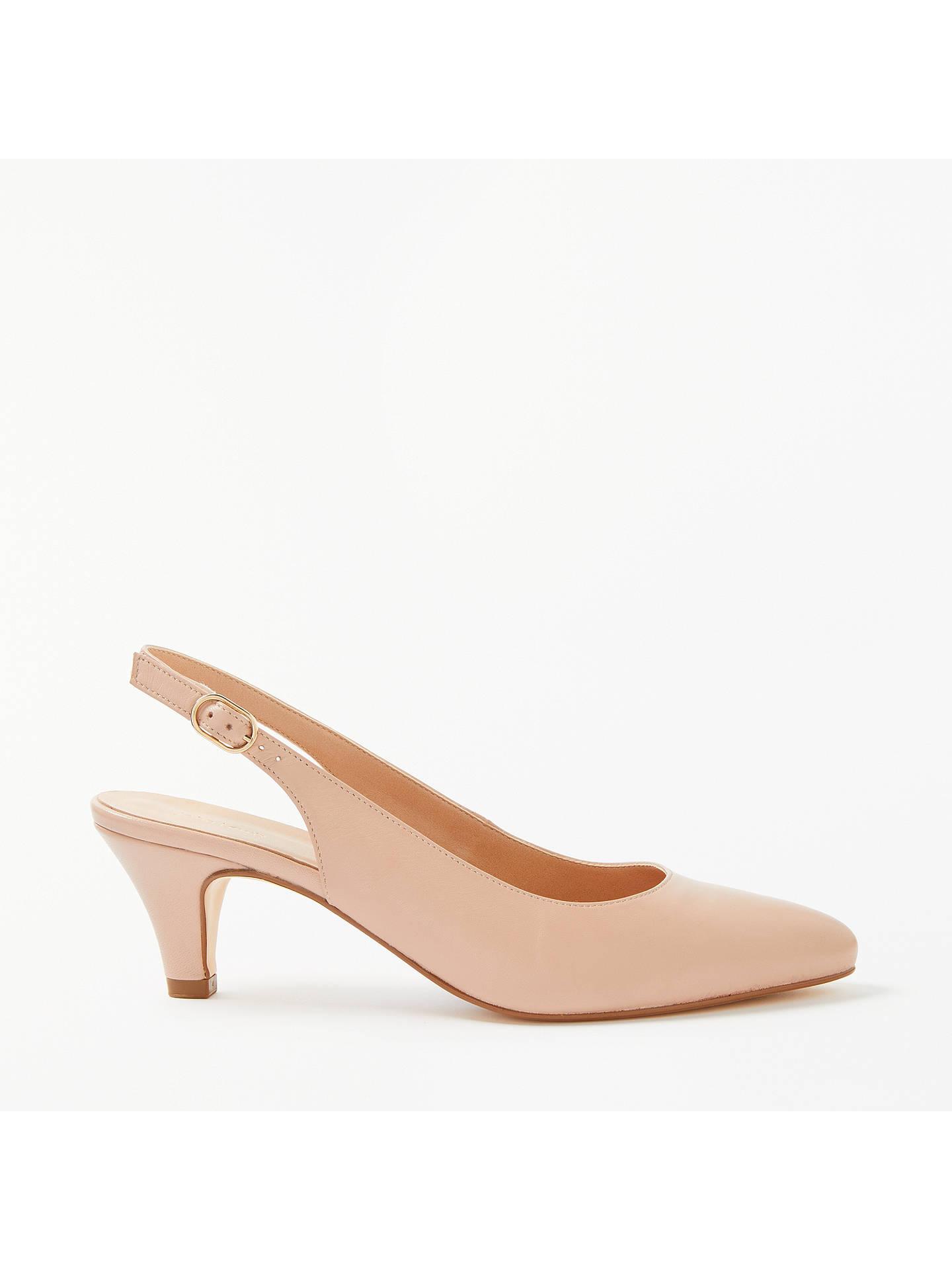 f48176d874bc Buy John Lewis   Partners Grace Kitten Heel Court Shoes