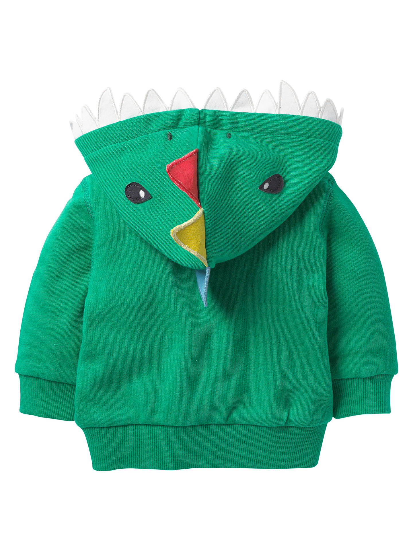 7164a470d Mini Boden Baby Dino Hoodie