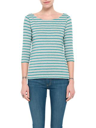French Connection Narrow Stripe T-Shirt