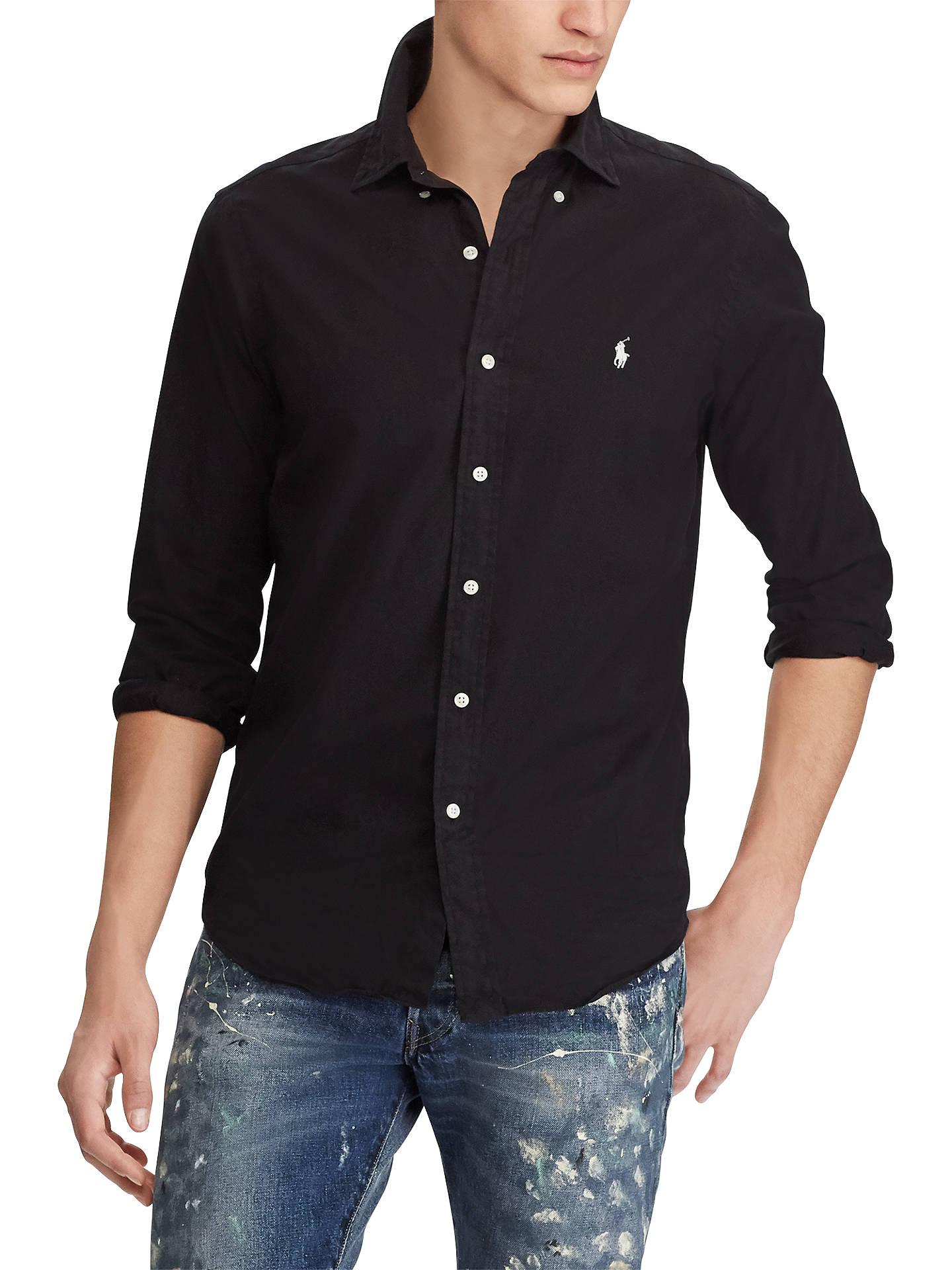 de81de26d171 Polo Ralph Lauren Long Sleeve Shirt at John Lewis   Partners