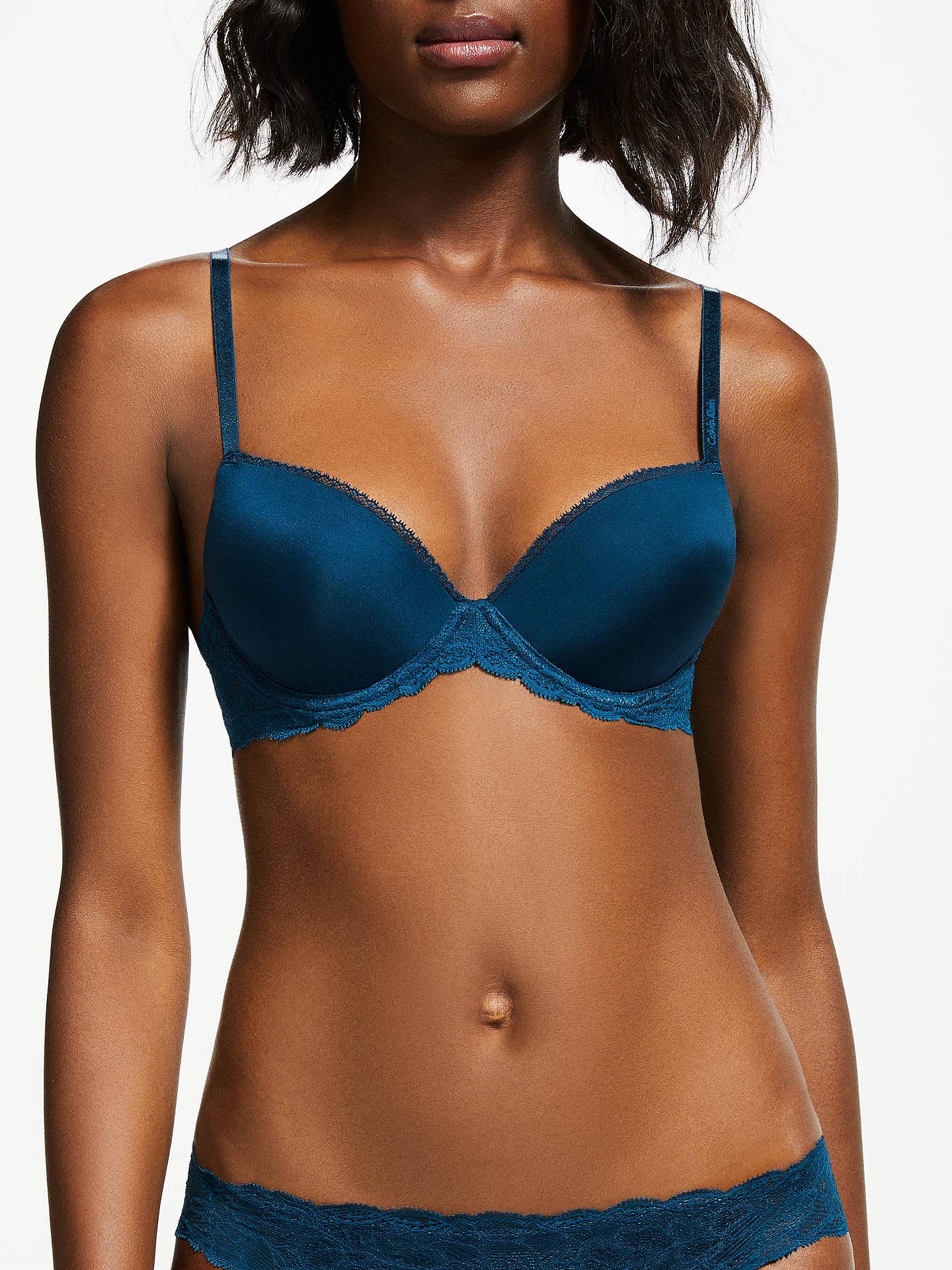 b67eb4f5e2 Buy Calvin Klein Underwear Seductive Comfort Demi Lift Bra