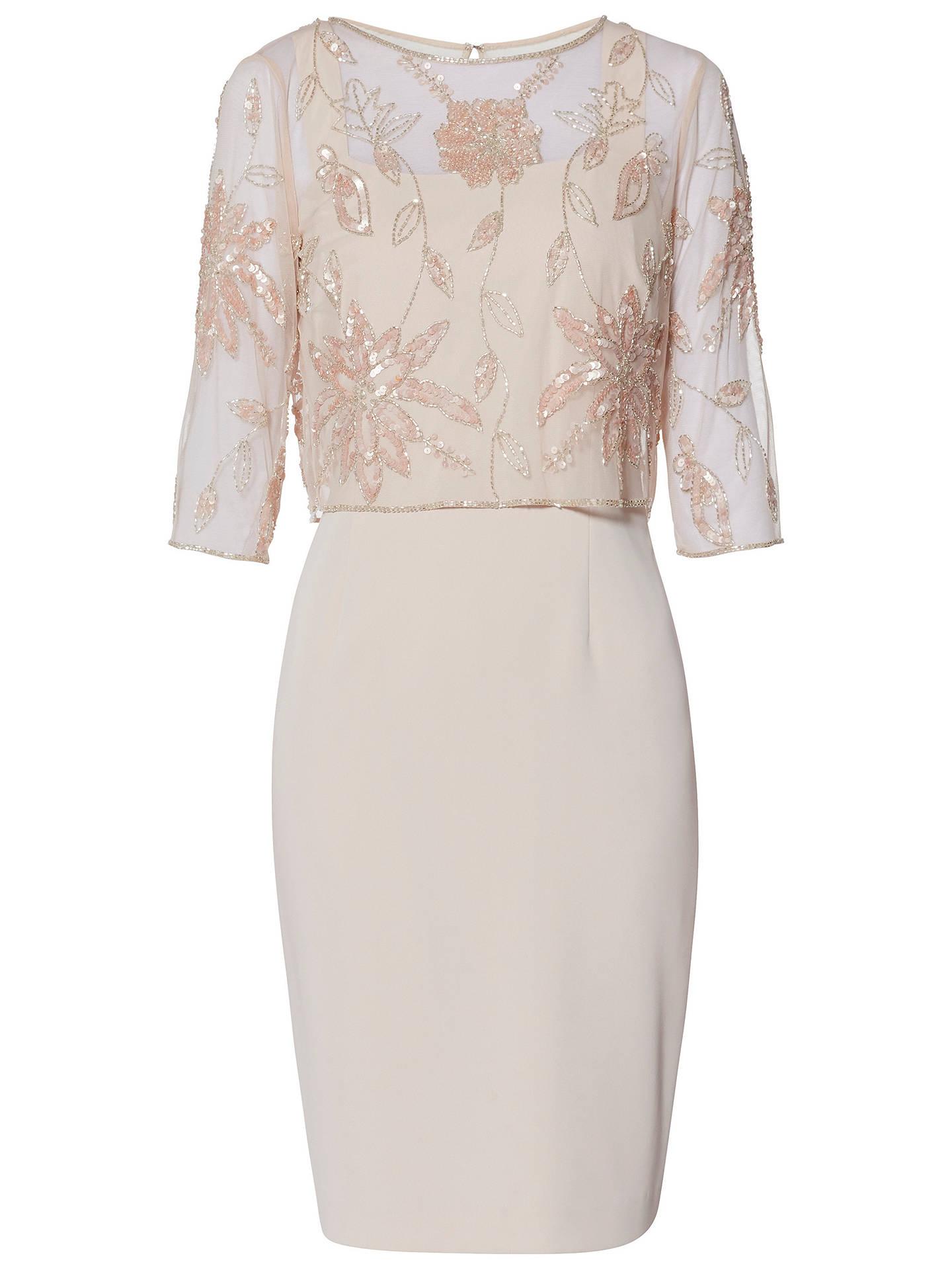 Gina Bacconi Susannah Dress and Cape at John Lewis   Partners 3b07dfc6e