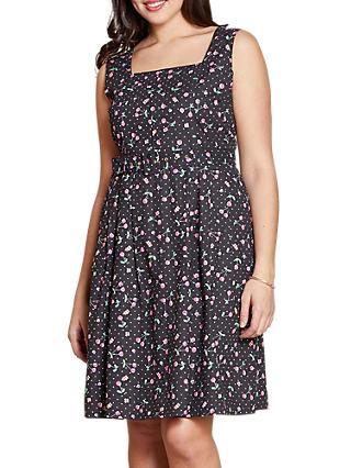 92c1355d76b Yumi Curves Cherry Dress