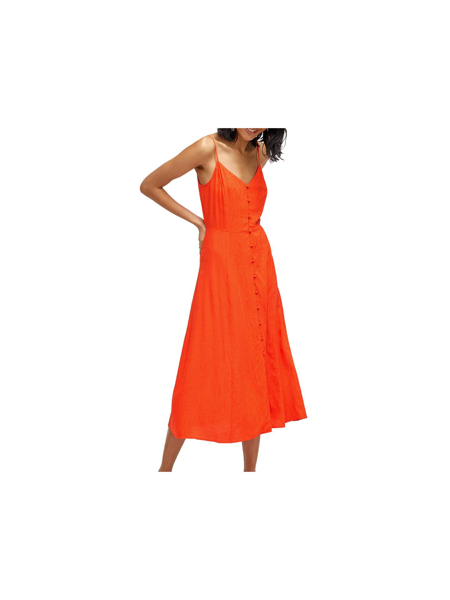 78de1797b9 BuyWarehouse Fern Jacquard Cami Dress
