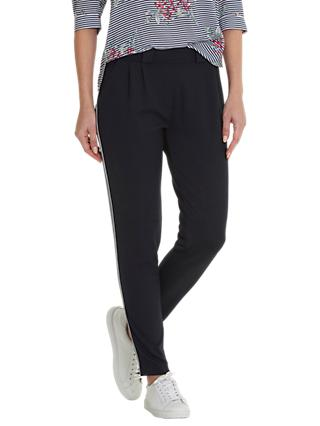 Betty & Co. Sporty Jersey Trousers, Night Sky