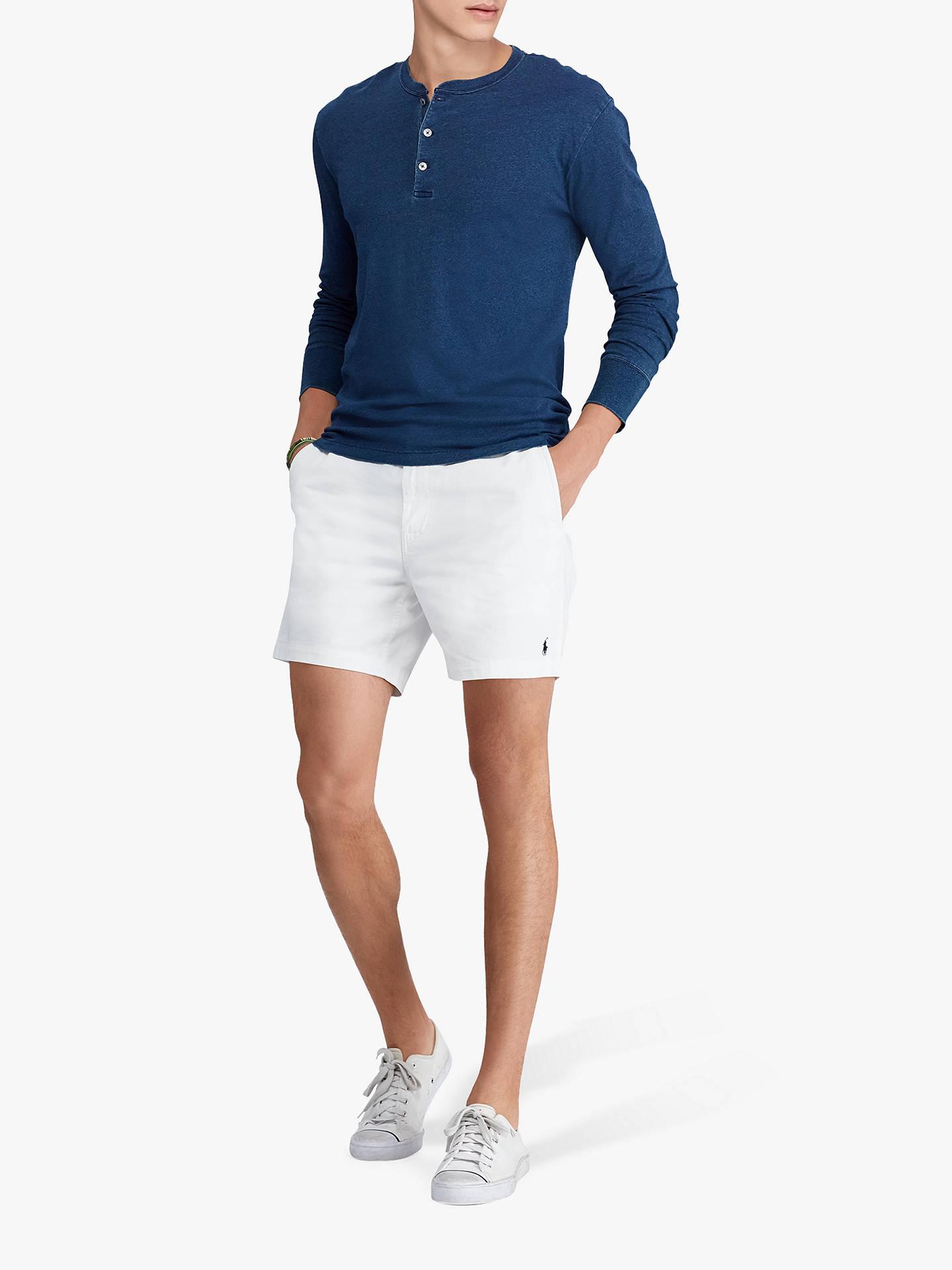 Polo Shorts John At Lewisamp; Partners Prepster Ralph Lauren Flat trhQds
