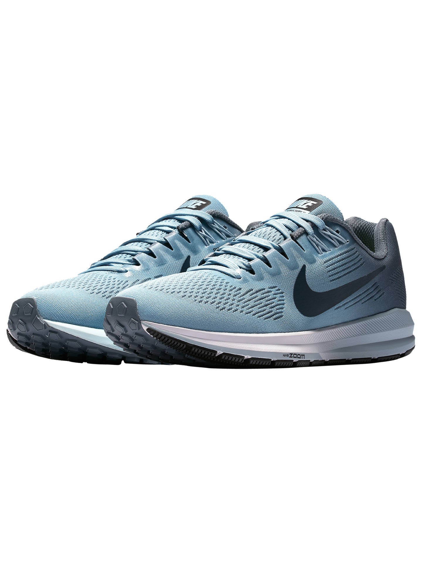 BuyNike Air Zoom Structure 21 Womens Running Shoes, ...