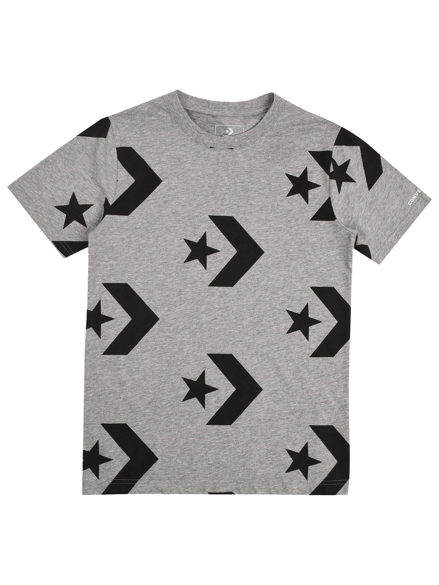 a7e85d1931f0 Buy Converse Boys  Star Chevron Print T-Shirt