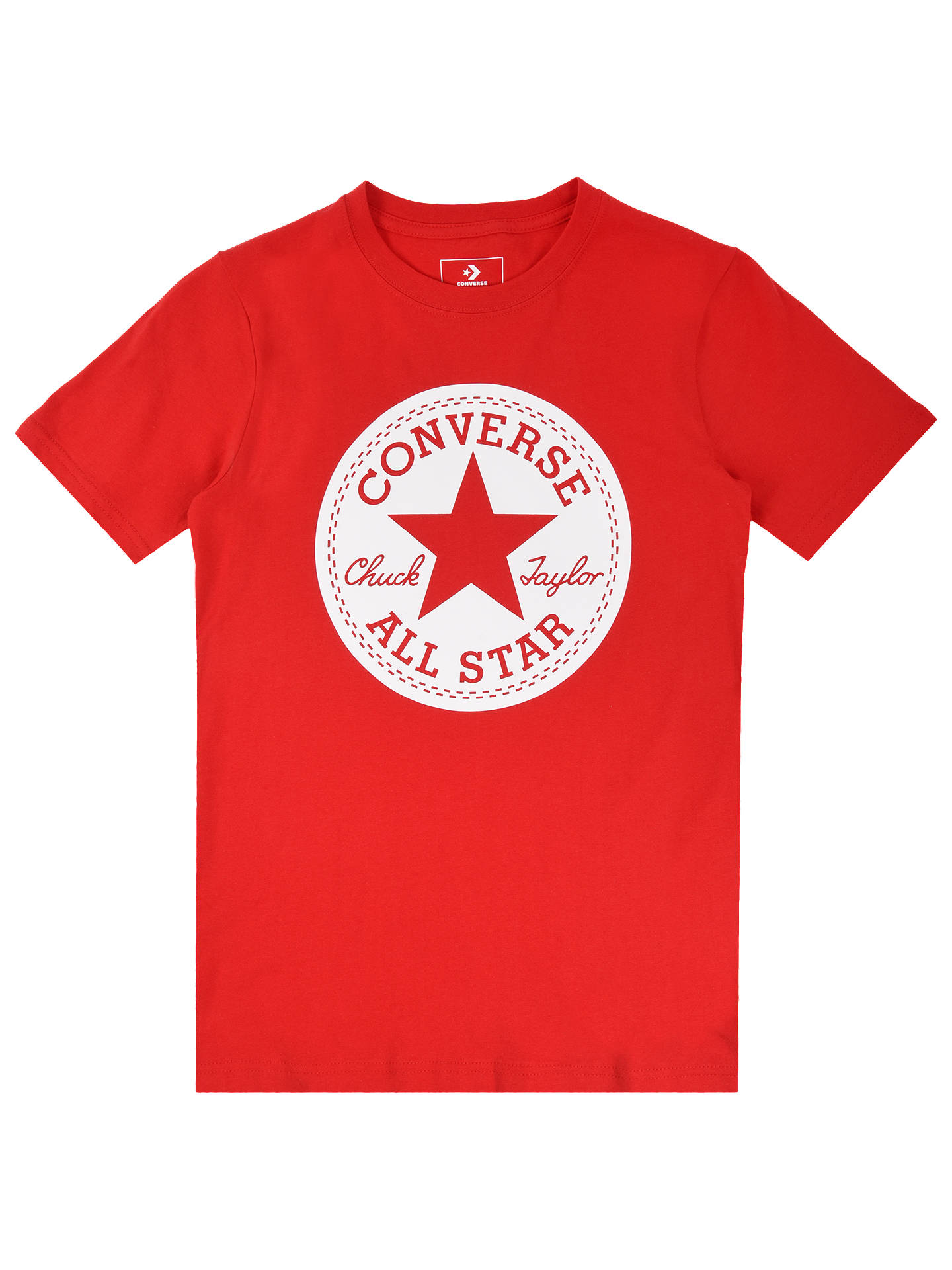 tee shirt all star converse