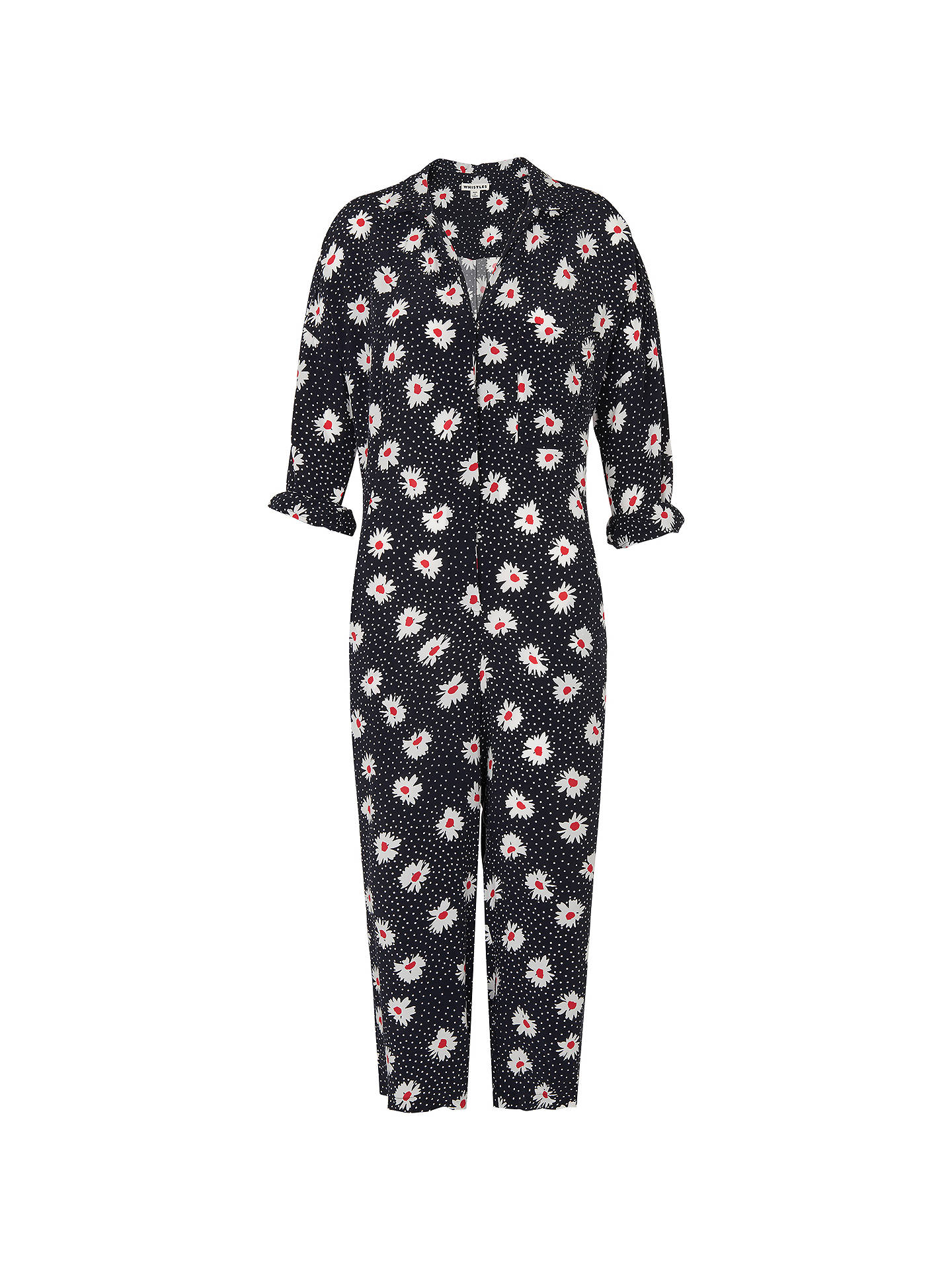 560b62c4638 ... Buy Whistles Daisy Spot Jumpsuit