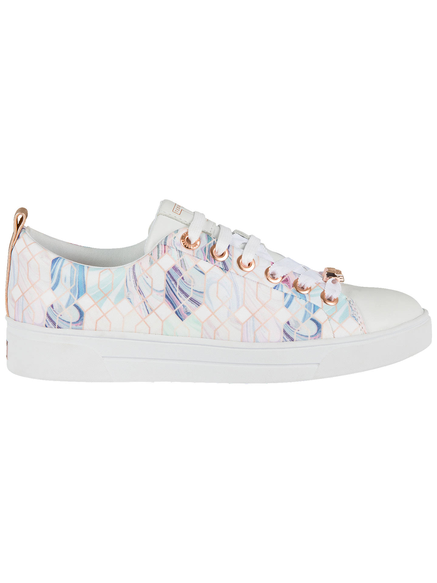 508cf790a Buy Ted Baker Ahfira Highgrove Printed Trainers