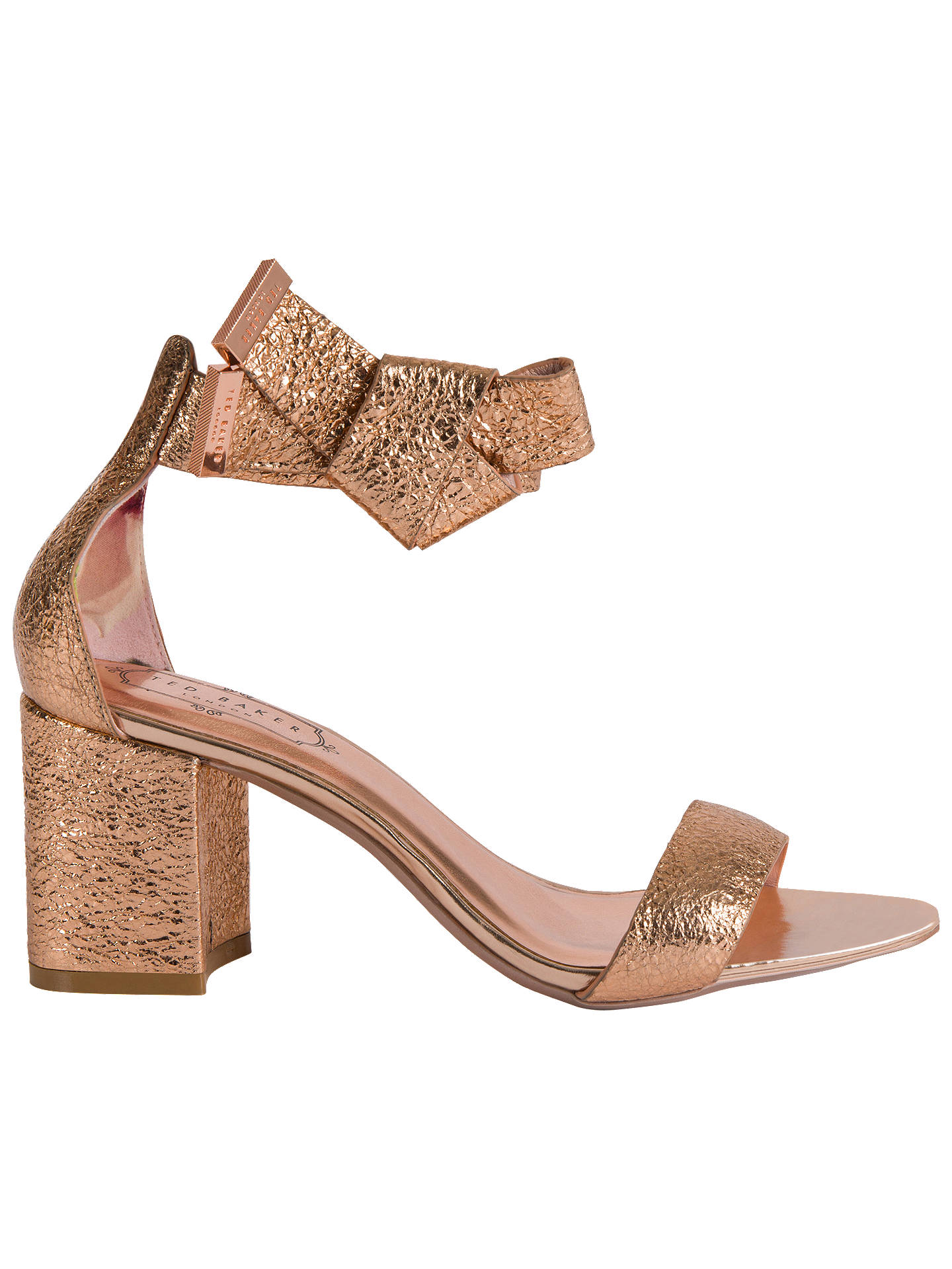cd0798ae987c Buy Ted Baker Kerria Block Heeled Sandals
