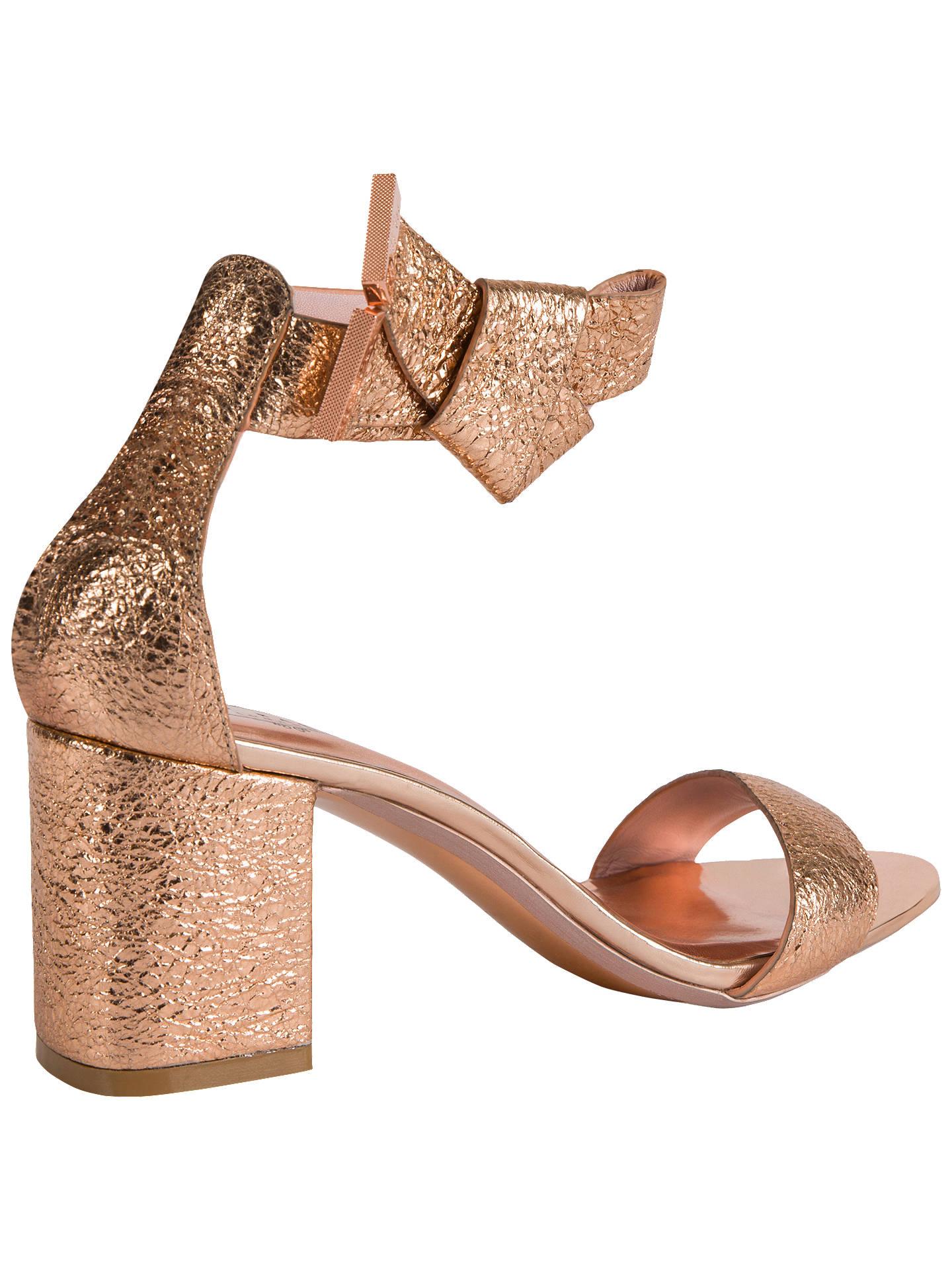 63e58c72cc7 Buy Ted Baker Kerria Block Heeled Sandals