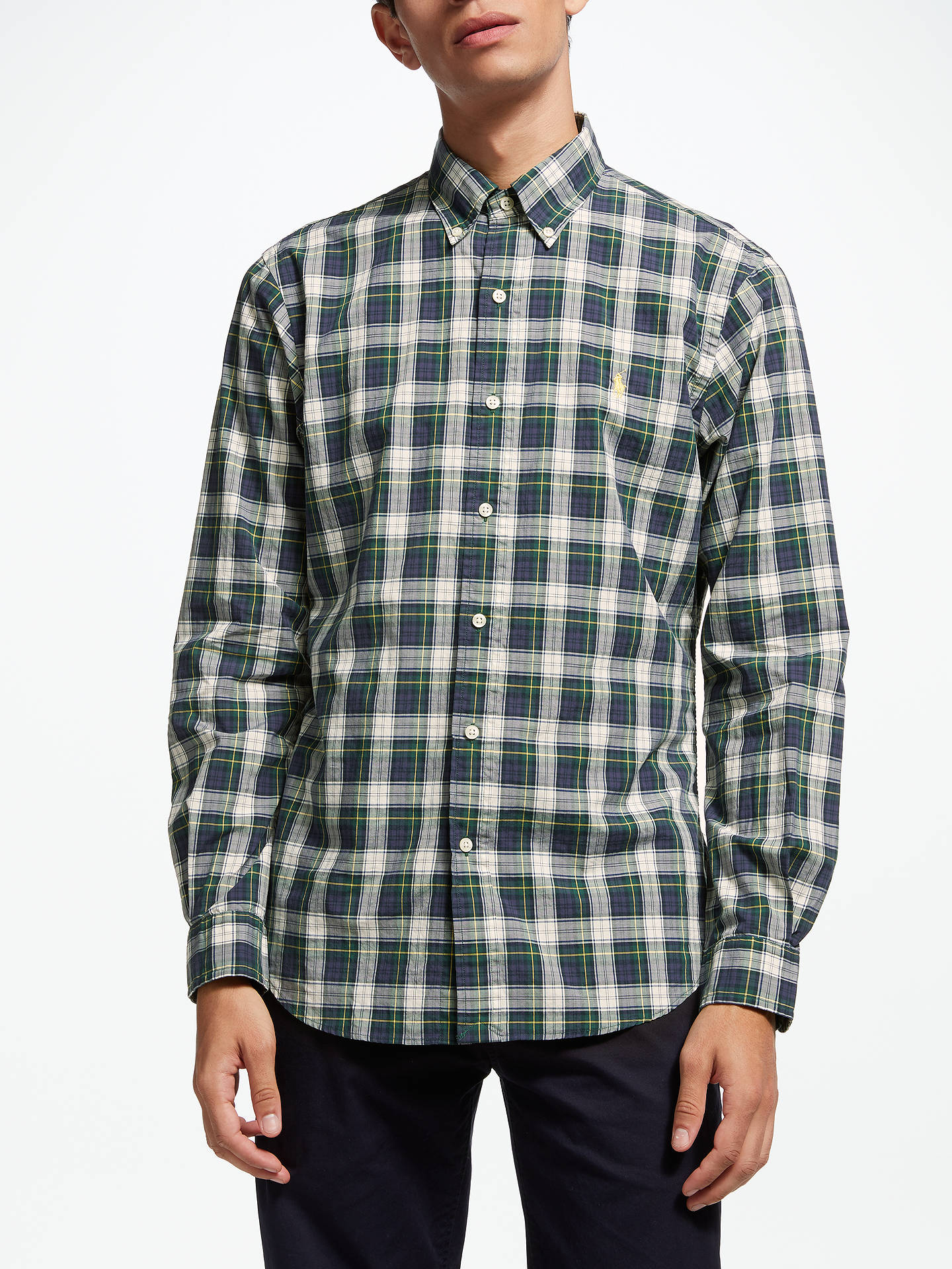 0d920c0bc Buy Polo Ralph Lauren Long Sleeve Check Shirt