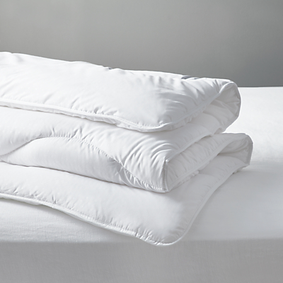 John Lewis Synthetic Soft Comfort 100% Recycled Duvet, 4.5 Tog