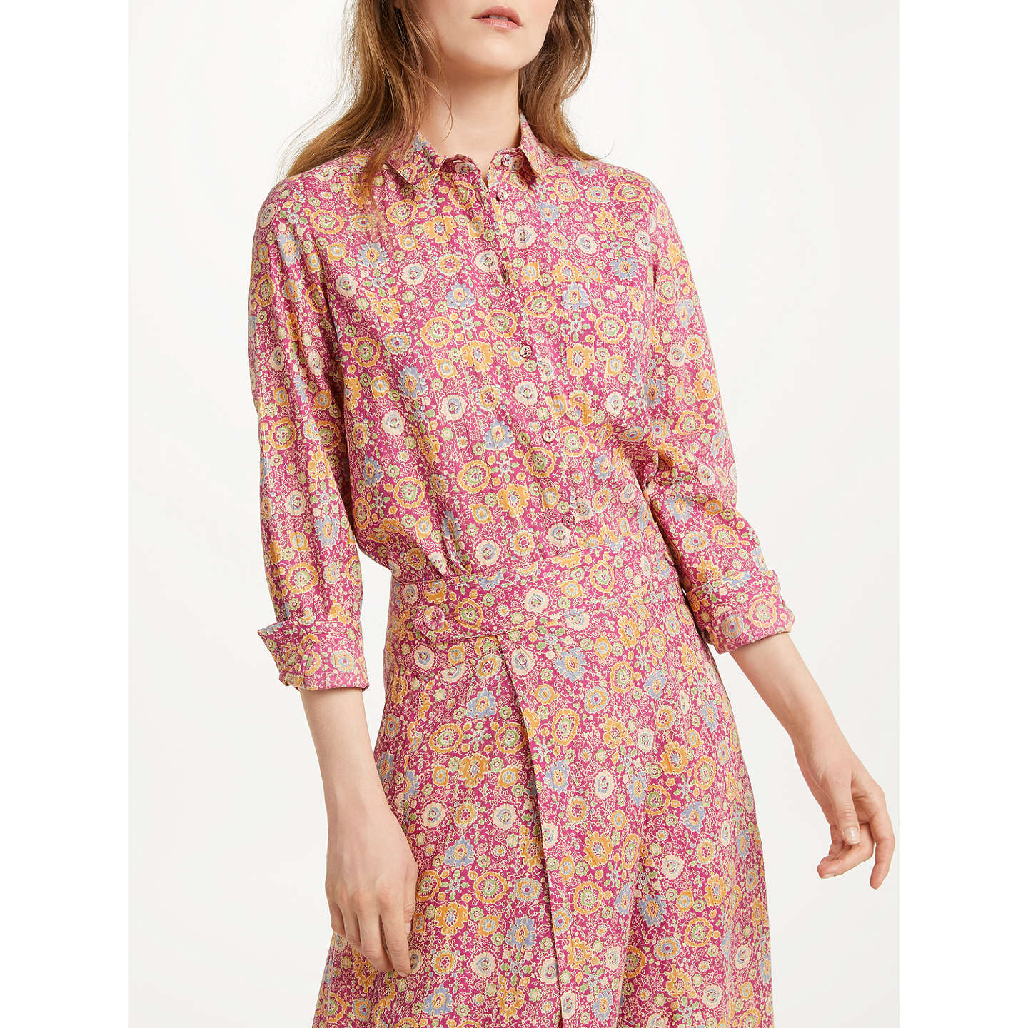 BuySwildens Salem Shirt, Frambiose, 8 Online at johnlewis.com
