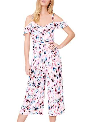 Damsel in a Dress Indi Printed Jumpsuit, Multi