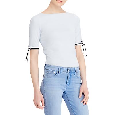 Lauren Ralph Lauren Ezpelita T-Shirt, Whisper Blue