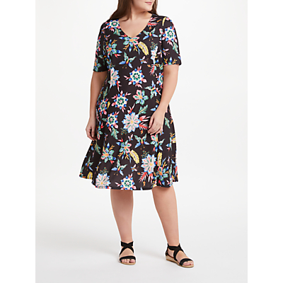 JUNAROSE Niva Dress, Black