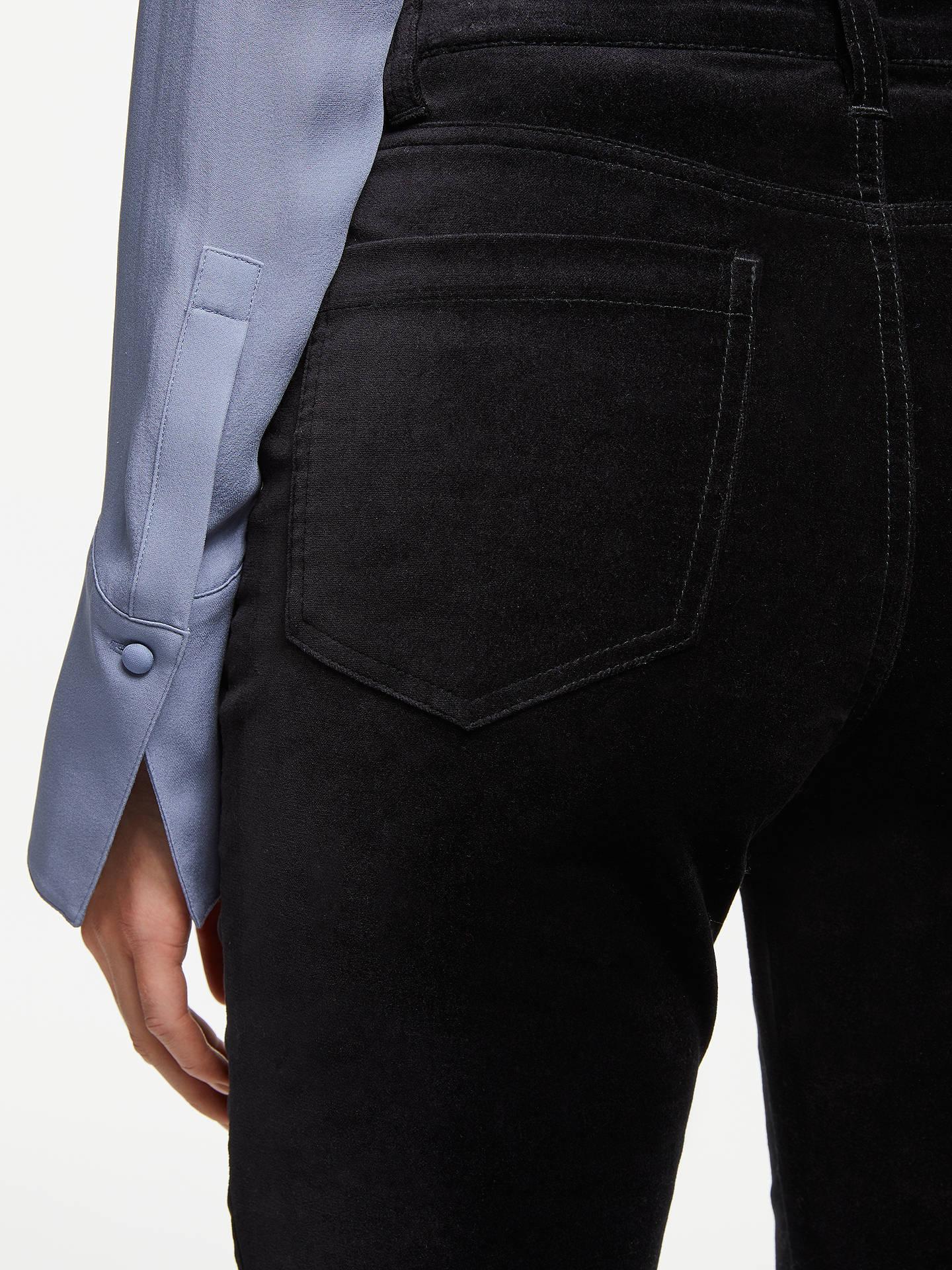 2bba7e93 John Lewis & Partners Velvet Skinny Jeans at John Lewis & Partners