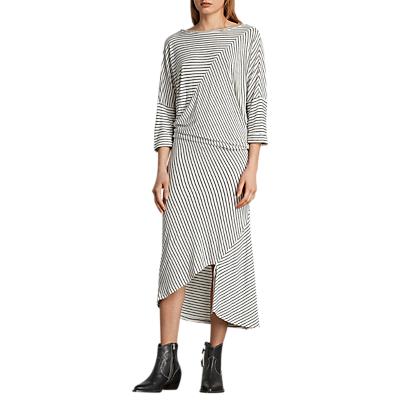 AllSaints Cadie Striped Dress, Multi