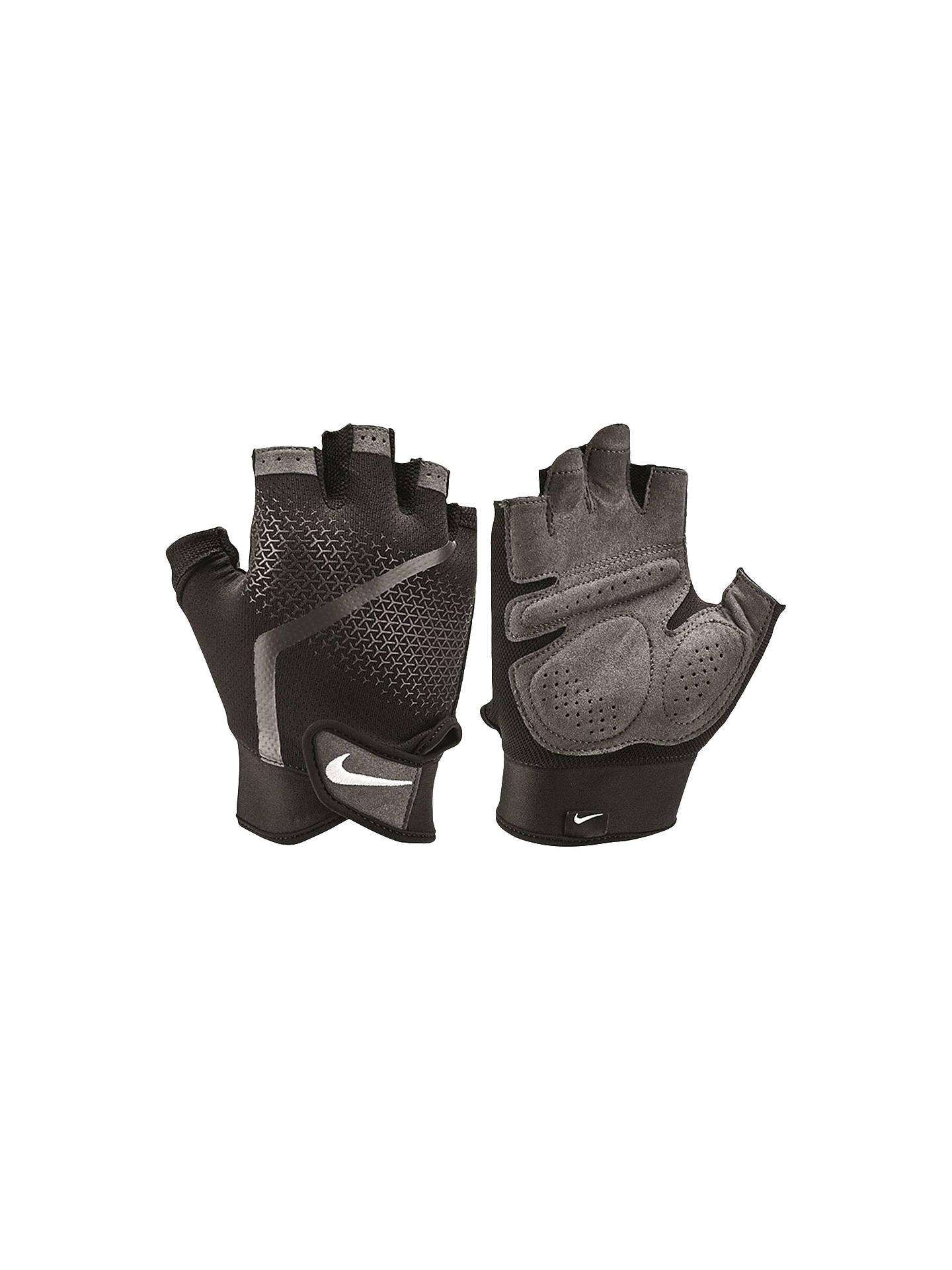 c1368d047f Buy Nike Extreme Fitness Training Gloves, Black/Volt/White, M Online at ...