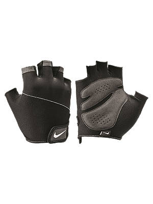 Buy Nike Element Fitness Women's Training Gloves, Black/White, S Online at johnlewis.com