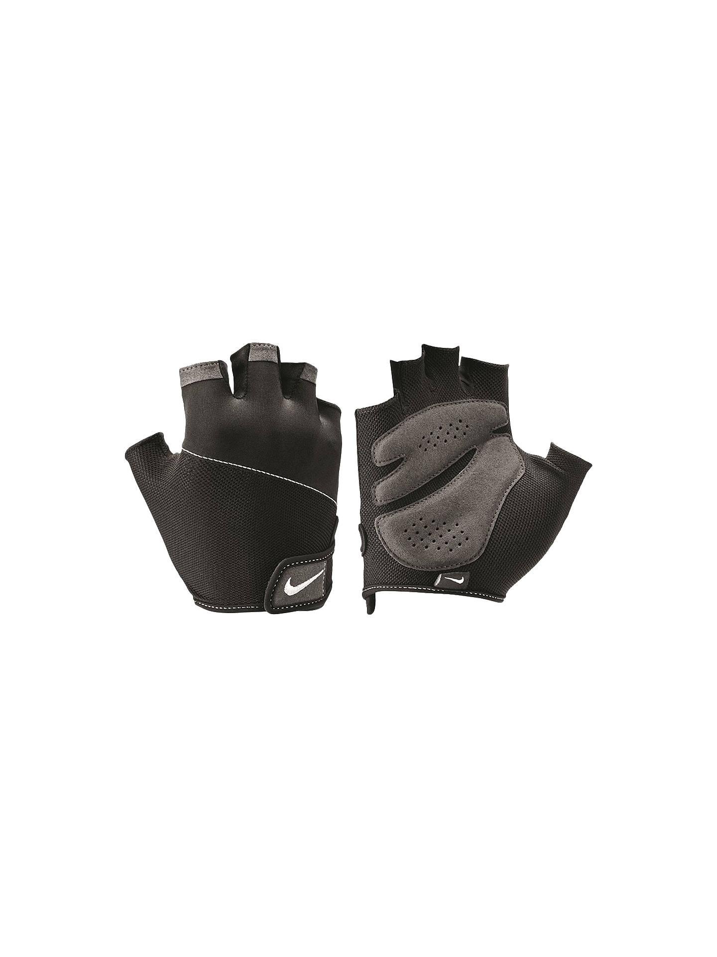 Nike Element Fitness Training Gloves, Black/White