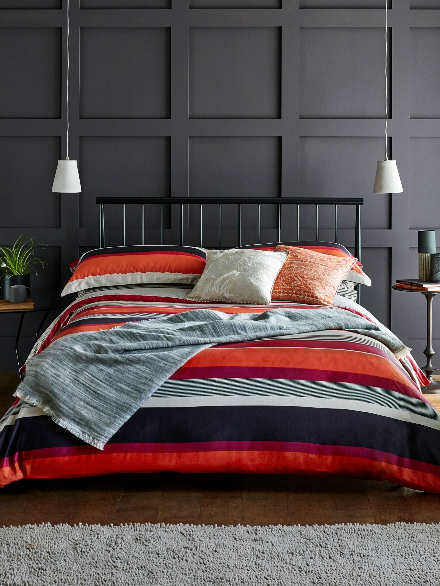 Striped Duvet Covers John Lewis Partners