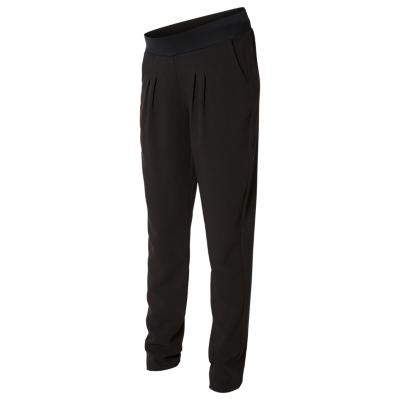 Mamalicious Tailored Maternity Trousers, Black