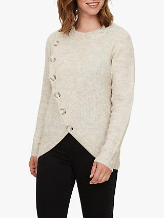 Mamalicious Susanna Iris Button Knit Nursing Blouse