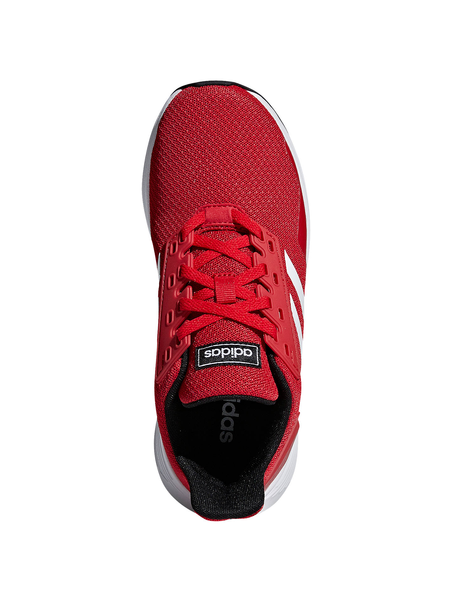 5d25790db581d adidas Children's Duramo 9K Lace Up Sports Trainers at John Lewis ...