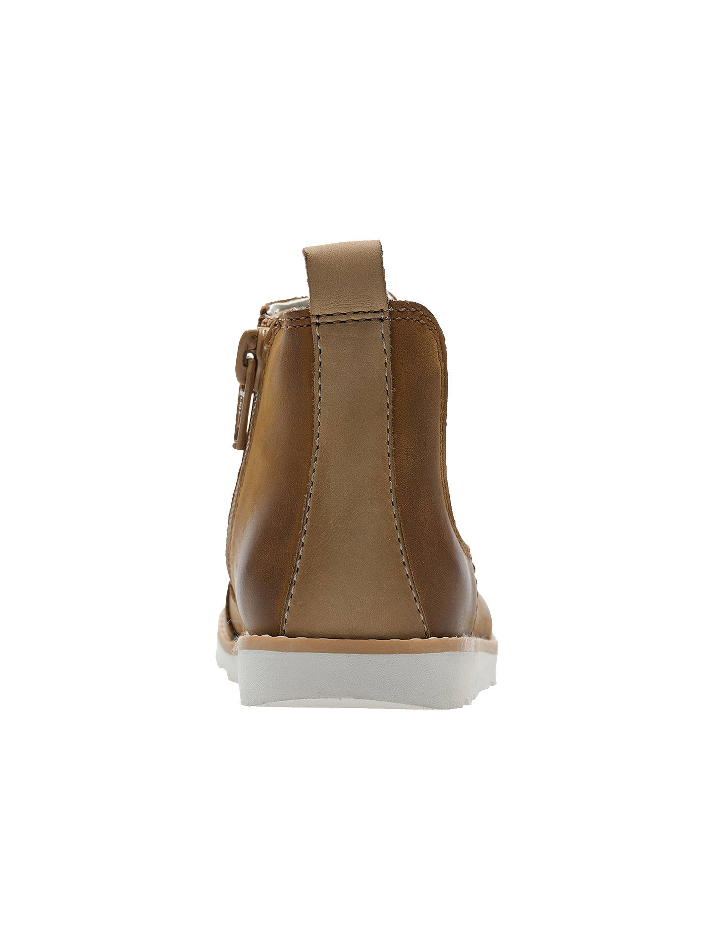 e2e9560e70 ... Buy Clarks Children's Crown Halo Shoes, Tan, 4F Jnr Online at  johnlewis. ...